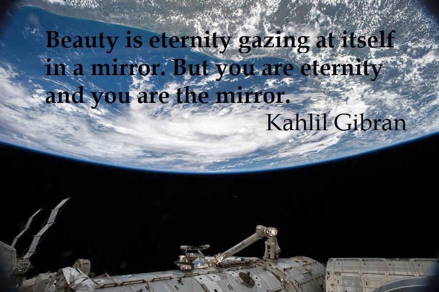 Kahlil Gibran The Prophet On Beauty Resounding Power